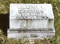 everett lillian keeney curtiss marker